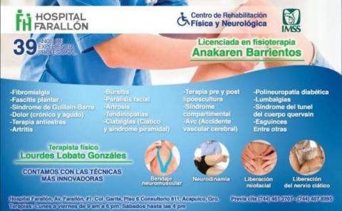 Centro de rehabilitación física