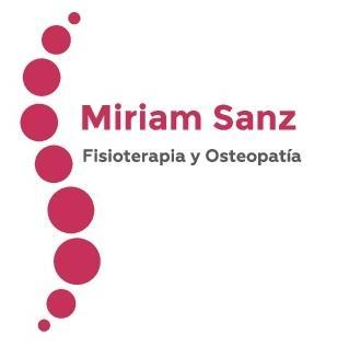 Miriam Sanz Fisioterapia y Osteopatía
