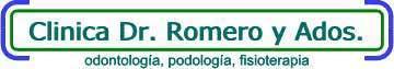 Clinica Odontológica, Podológica y Fisioterapeuta del Dr. Romero y Asociados