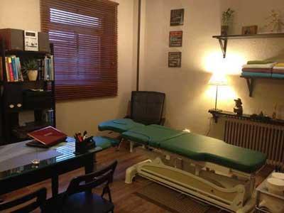 Gabinete de Fisioterapia y Osteopatia
