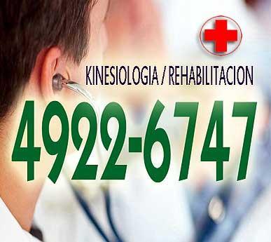 REHABILITACION 49226747 KINESIOLOGOS FISIOTERAPIA