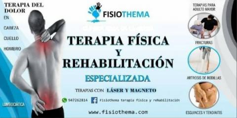 FISIOTHEMA fisioterapia