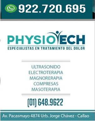 Physiotech centro de terapia física y rehabilitación
