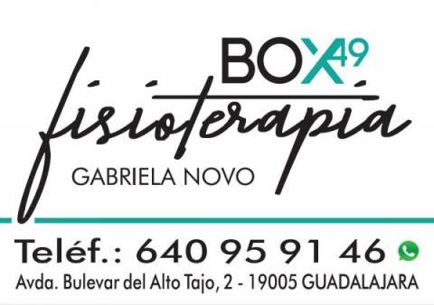 Box49 Fisioterapia Gabriela Novo