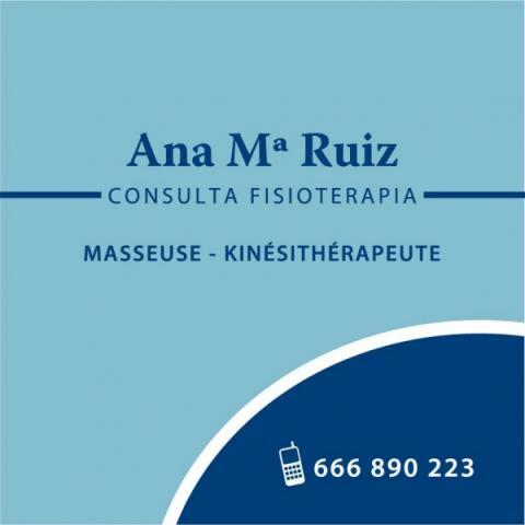Fisioterapia Ana Maria Ruiz