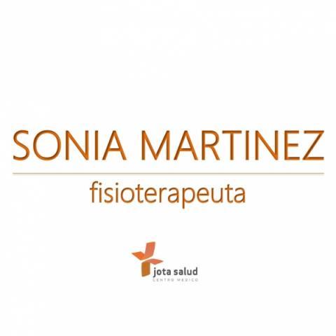 SONIA MARTINEZ (FISIOTERAPEUTA CENTRO MEDICO JOTA SALUD)