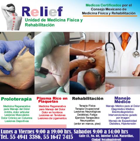 Unidad Médica Relief
