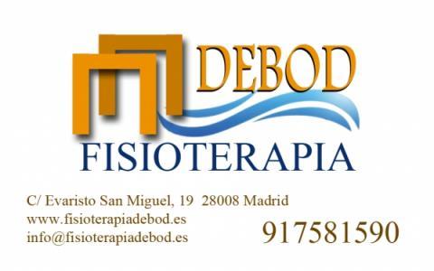 FISIOTERAPIA Y OSTEOPATIA DEBOD