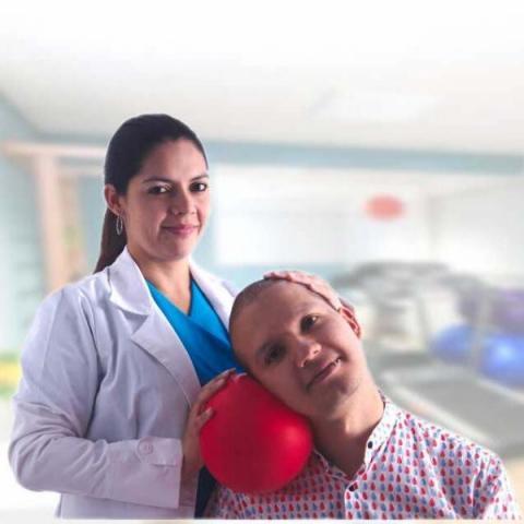 Fisioterapia Bogotá, Sandra Rincón