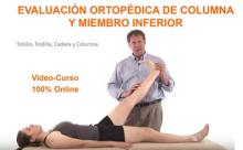 Evaluación ortopédica de Columna y Miembro Inferior