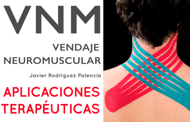 Video curso online Vendaje neuromuscular. Aplicaciones Terapéuticas